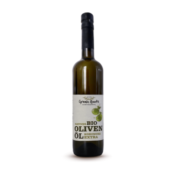 Greek Roots Natives BIO Olivenöl, 750ml